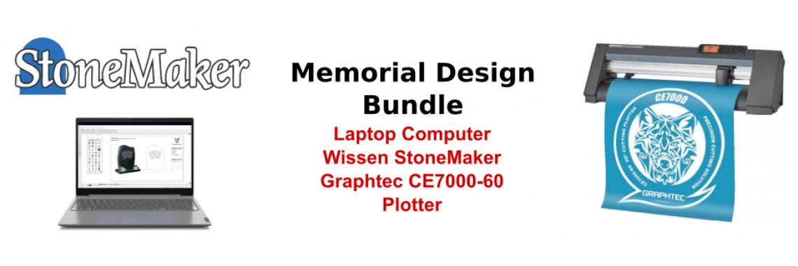 Memorial Design System Laptop Bundle