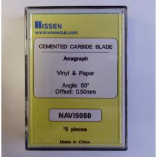 NAVI5050 - Vinyl, fluourescents & paper