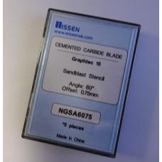 NGSA6075 - Thick Sandblast Resist / Rubber