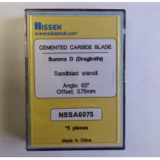 NSSA6075 - Sandblast stencil