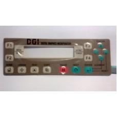 DGI Control Panel Membrane OM-40/60