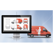 Vehicle Outline Templates Annual Subscription